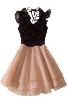 Очень милое нежное платье ))) # ROMWEROCOCO