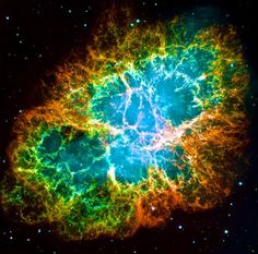 Crab Nebula my favorite space picture ever!