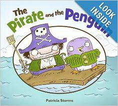 The Pirate and the Penguin by Patricia Storms (Reading Level: 4 & up)