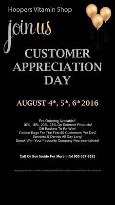 Customer Appreciation Day, Goodie Bags, Events, Healthy, Favor Bags, Goody Bags