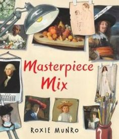 Masterpiece Mix - Perfect Picture Book Friday