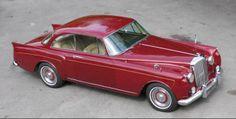 1959 Bentley S Continental Two-door Saloon by H.J. Mulliner