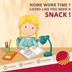 Looks like you need a #snack! #TehzeebBakers