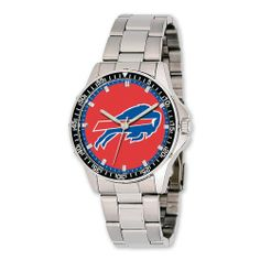 Mens NFL Buffalo Bills Coach Watch Jewelry Adviser Nfl Watches. $70.00