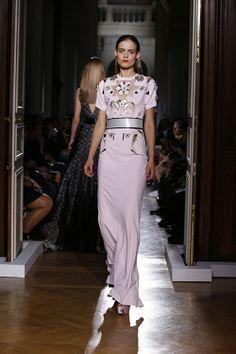 Fashion show John Galliano Woman Spring Summer 2014