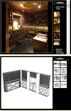 Wine Cellars designed to serve the world's thirst for true taste. Room Coolers, Wine Cellar Design, Wine Cellars, Wine Storage, Coastal, Commercial, California, Gallery, Products