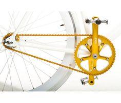 Delano Fixed Gear Bike