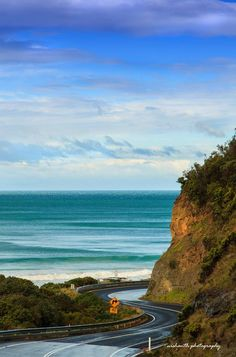 Great Ocean Road, VIC---drove on this road with my husband and son...beautiful!!