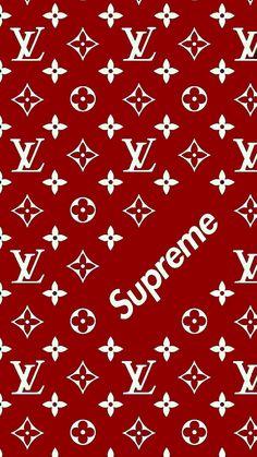 Supreme X Louis Vuitton Brands Pinterest Supreme Wallpaper
