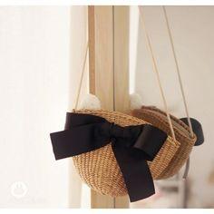 Arim Closet - Ribbon Bag