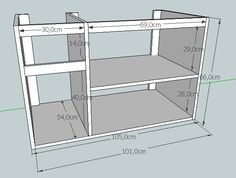 Kitchen Cabi Plans Woodwork