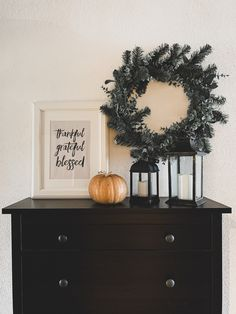Home Decor – Decor Ideas – decor Love Decorations, Chalk Paint, Blessed, Wreaths, Halloween, Painting, Home Decor, Small Hall, Yurts