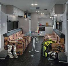 My Rv 5th Wheel Toy Hauler Kitchen Country Decor Rv