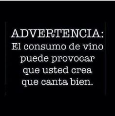Frase- vino