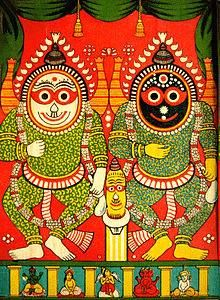 #Temple #Trivia: Which two deities form the triad with Jagannath at Temple in Puri?