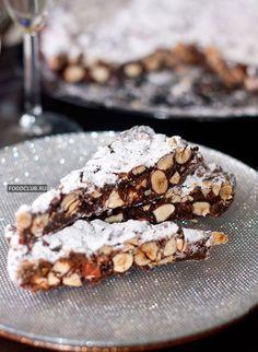 Сиеннский рождественский пирог (панфорте) — рецепт с пошаговыми фото. Foodclub.ru