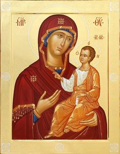 foto van Zoran Zivkovic. Byzantine Art, Orthodox Christianity, Orthodox Icons, God Jesus, Virgin Mary, Our Lady, Catholic, Believe, Religion