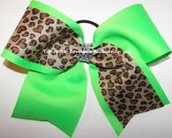 Items similar to Big Cheer Bow, Cheetah Green Cheer Clip, Leopard Print Neon Green Cheer Bow, Neon Green Tic Toc Bow, 6 Inch Neon Green Safari Print Cheerbow on Etsy Big Cheer Bows, Cheer Hair Bows, Cheerleading Bows, Girl Hair Bows, Girls Bows, Baptism Headband, Newborn Headbands, Dance Bows, 1st Birthday Hats