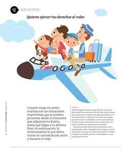 Derechos al viajar en avión 2016 by PROFECO - issuu