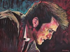 James Hance Is Painting The Doctors. Be Still My Heart.