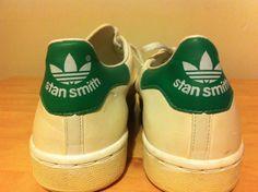 Vintage Adidas Stan Smith 70's ( et dire que j'ai filé les miennes à mon beau-frêre ...)