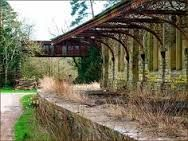 beautiful abandoned railway stations - Google Search