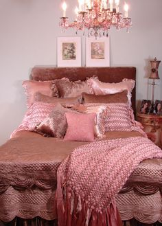 dusty mauve pink bedspreads - Google Search