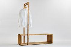 KM .34 / ita-hunger bench A | 大工の手 | 【わざわ座】デザイン×ものづくりのプラットフォーム