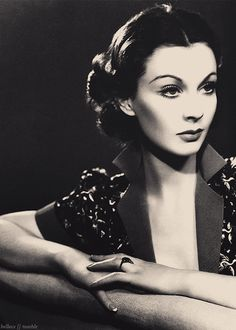 Vivien Leigh. I honestly believe she is the ONLY actress that could/can pull of Scarlett O'hara