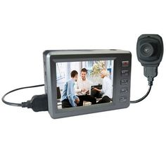 1080P HD Car/Vehicle Video Camcorder DVR with External Camera