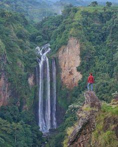 Air Terjun Tamalulua : Surga di Sulawesi Selatan yang Belum Banyak Travelers tahu ini Bukti Keindahannya..