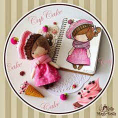 magicdolls: Ma Petite Poupee - Crimson CupCake