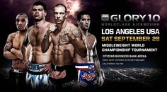 Glory 10 Los Angeles Ergebnisse - Results