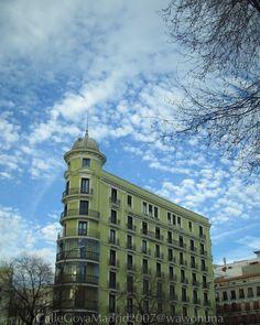 Calles de Madrid2007/ Calle Goya #calledegoya #themadridbible #callejero #streetphotomadrid #streetphotographer #photooftheday #vidamadrid #Madrid #madridtme #instamadrid #igersmadrid #ok_madrid #madridgrafias #madridmemola #madridmemata #loves_madrid #ig_madrid #igers #マドリード #マドリッド #空 #españa #instaespaña #callesdemadrid #calles #cielo