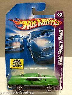 (TAS008818) - Mattel Hot Wheels Racing Stock Car - Dodge Charger