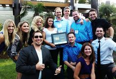Titan SEO Awarded by the San Diego Business Journal for the 3rd year in a row! Go team!