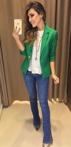 The best blazer outfits ideas for women moda модный нар Casual Work Outfits, Blazer Outfits, Business Casual Outfits, Work Attire, Work Casual, Casual Dresses, Cool Outfits, Casual Fall, Simple Outfits