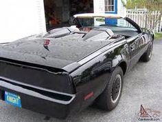 1984 Trans Am Knight Rider KITT Convertible
