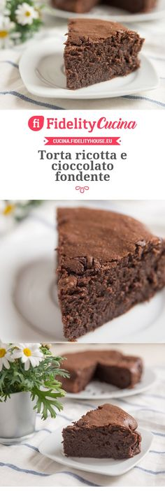 national food dish of italy Choco Chocolate, Chocolate Desserts, Sweet Recipes, Cake Recipes, Dessert Recipes, Yummy Treats, Sweet Treats, Yummy Food, Cake Cookies