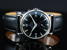 Omega Seamaster 1960s Vintage. Some classics are timeless for a reason.