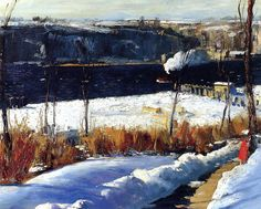 — George Wesley Bellows.