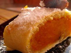 Romanian Food, Romanian Recipes, Biscotti, Cornbread, Caramel, Food And Drink, Pudding, Pumpkin, Favorite Recipes