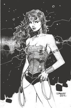 Wonder Woman - Jim Lee