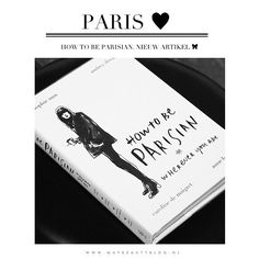 How to be Parisian: dingen die je niet in haar kast zult vinden.. In dit artikel staan DE tips op fashion gebied uit het boek 'how to be Parisian'. You need this in your life! Lees het op MayBeautyBlog.nl #linkinbio #howtobeparisian #tips #books #advice #fashiontips  #beauty #beautiful #cosmetics #love #makeup #blogger #hair #brows #eyes #lifestyle #pretty  #blog #beautyblog #beautyblogger #dutchblogger #bblogger #styleblogger #lifestyleblogger #blogger #fashion #style #beautiful #pr