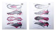 Umbro Velocita Design Interview