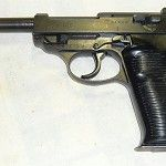 German WWII P38 Pistol. This is complete with deact certificate. This is dated 1943 and marked BYF for Mauser it is in very good original condition with little or no sign of wear no rust present and complete with matching numbers. Militaria.    This dry fires and field strips complete with mag but think that mag is post WWII.    A very fine example and nice piece for any collection any questions please ask.