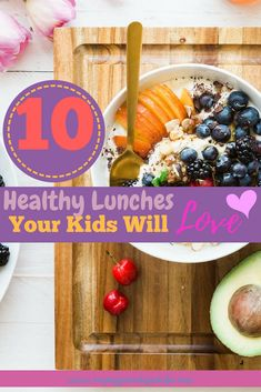 10 Quick and Healthy Lunches for School or Work - My Aggrandized Life Quick Healthy Snacks, Healthy Lunches For Kids, Toddler Lunches, Fun Snacks For Kids, Snacks For Work, Yummy Snacks, Lunch To Go, Diet Snacks, Afternoon Snacks