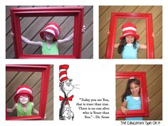 Last Minute Ideas for Celebrating Read Across America from The Educators' Spin On It.. Share your own Reading pictures or links on our Facebook Page March 1 to celebrate Read Across America!