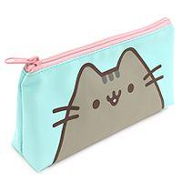 Pusheen the Cat Mint Green Pencil Case
