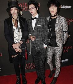 Palaye Royale The Brobecks, Emerson Barrett, Palaye Royale, Hot Band, Fall Out Boy, My Chemical Romance, Twenty One, Music Bands, The Twenties